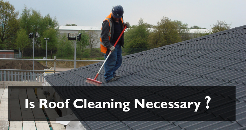 How to Clean Your Roof at an Affordable Cost?