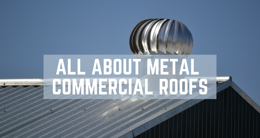 14 Things to Know about Metal Commercial Roofs