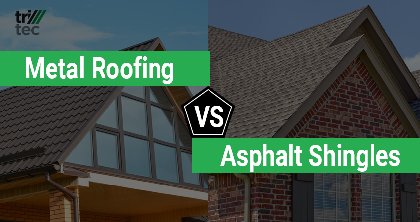 Metal Roofing vs Asphalt Shingles | Cost of Metal Roof