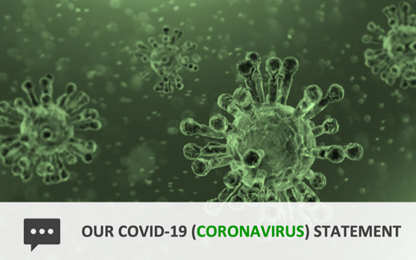 Our statement in regard to covid-19 (coronavirus) situation